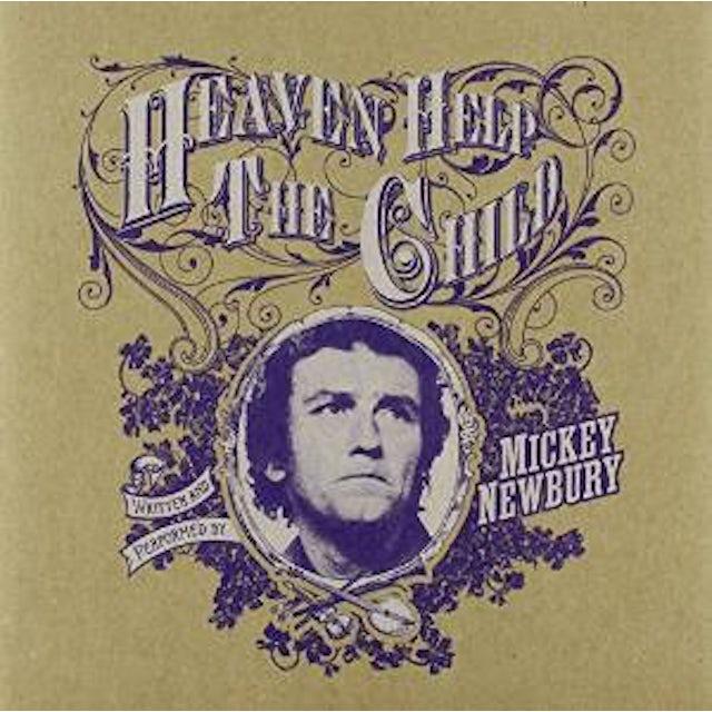 Mickey Newbury & Bill Callahan HEAVEN HELP THE CHILD Vinyl Record