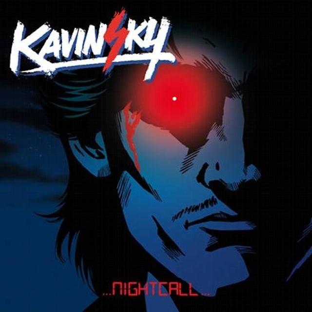 Kavinsky NIGHTCALL Vinyl Record