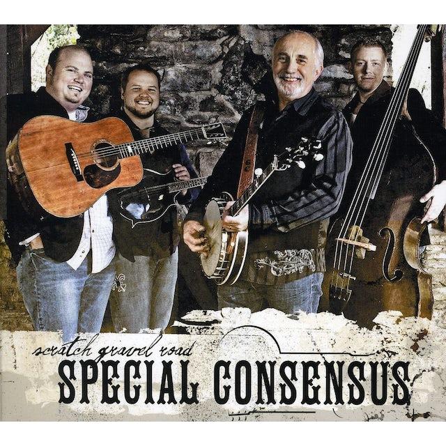 Special Consensus SCRATCH GRAVEL ROAD CD