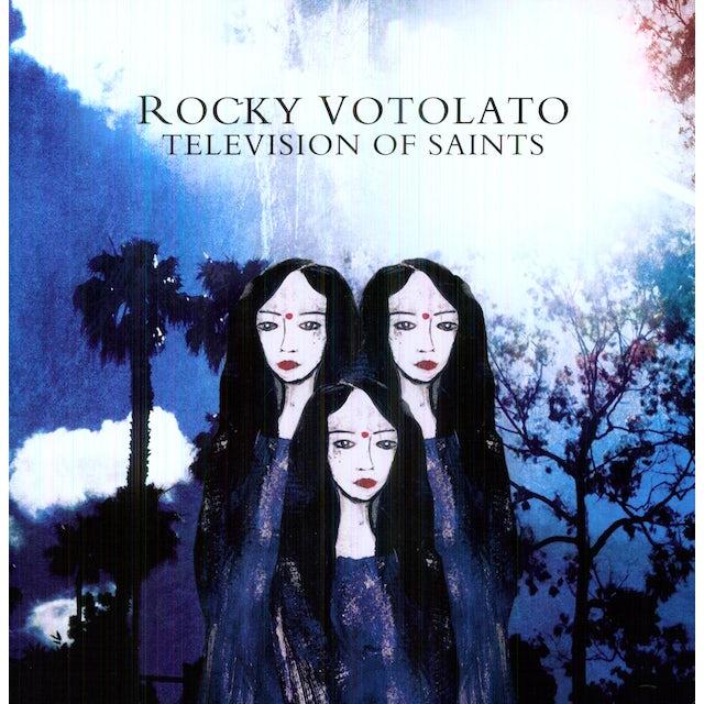 Rocky Votolato TELEVISION OF SAINTS Vinyl Record
