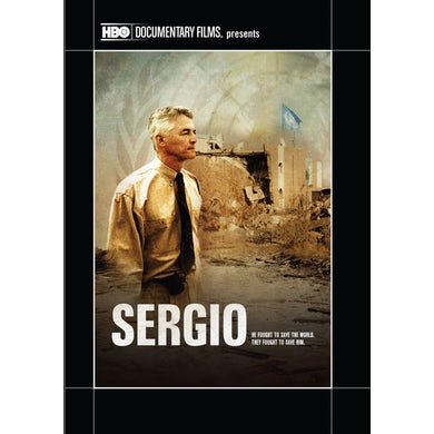 SERGIO DVD