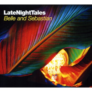 Belle and Sebastian LATE NIGHT TALES 2 CD