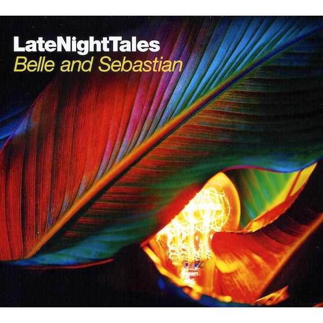 Belle & Sebastian LATE NIGHT TALES 2 CD