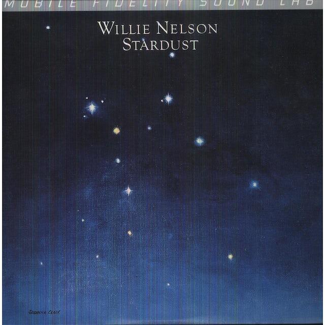 Willie Nelson STARDUST Vinyl Record