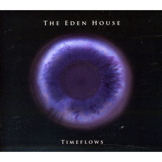 Eden House TIMEFLOWS CD