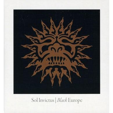 Sol Invictus BLACK EUROPE CD