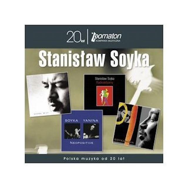 Stanislaw Soyka KOLEKCJA 20LECIA POMATONU CD