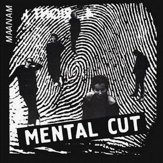 Maanam MENTAL CUT CD