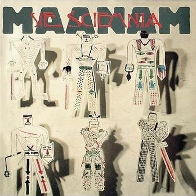 Maanam SIE SCIEMNIA CD