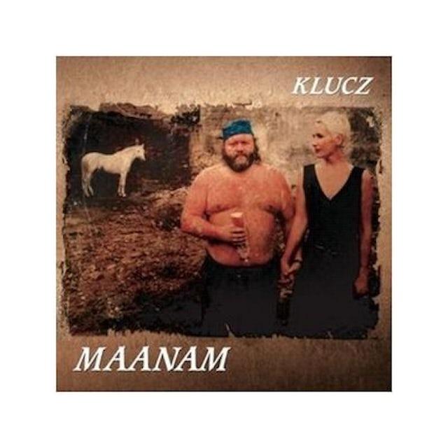 Maanam KLUCZ CD
