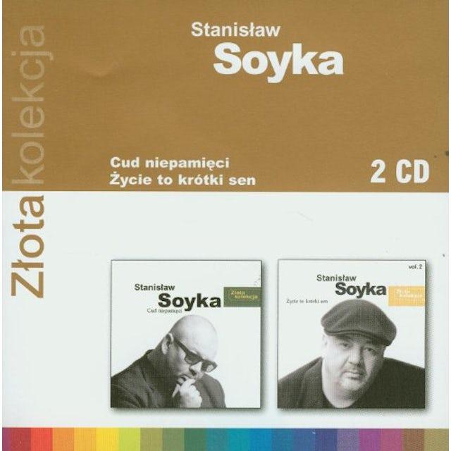 Stanislaw Soyka ZLOTA KOLEKCJA 1 & 2 CD