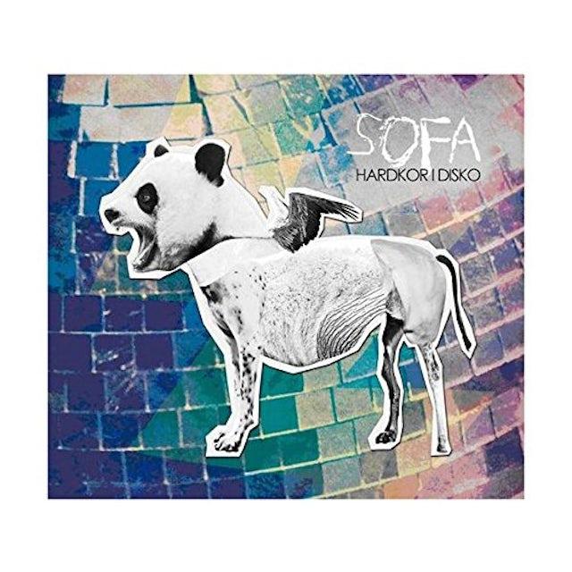 Sofa HARDKOR & DISKO CD