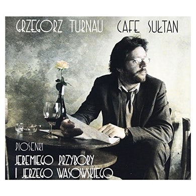 Grzegorz Turnau CAFE SULTAN CD