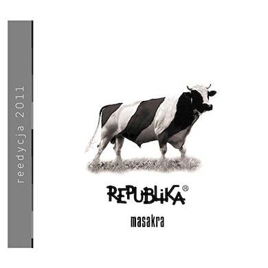 MASAKRA CD