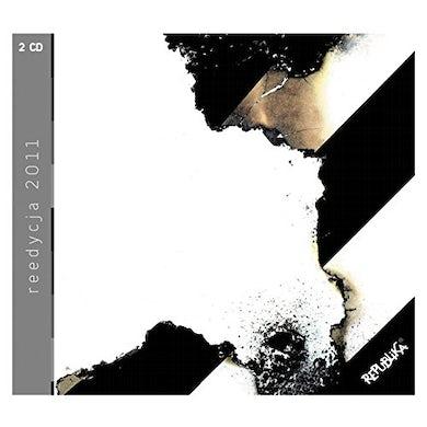 Republika NIEUSTANNE TANGO / 1984 CD