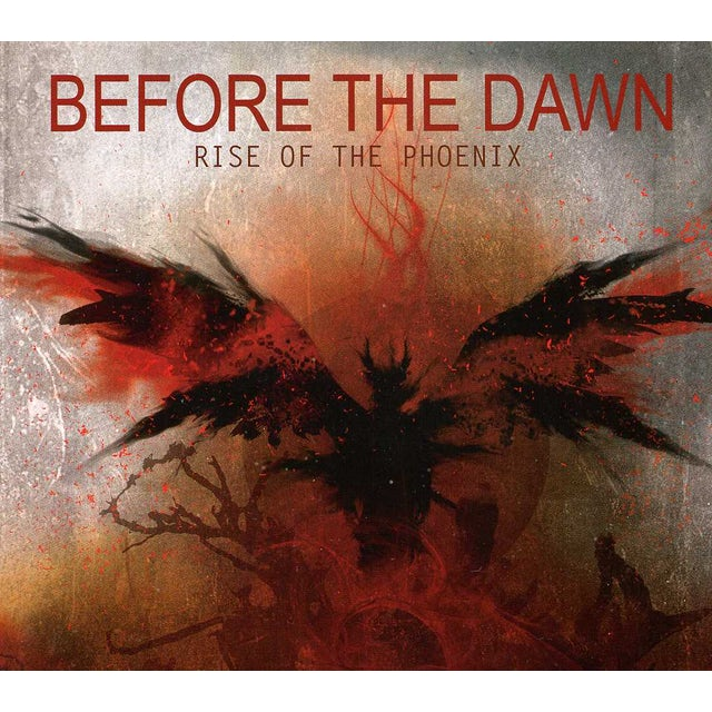 Before the Dawn RISE OF THE PHOENIX CD
