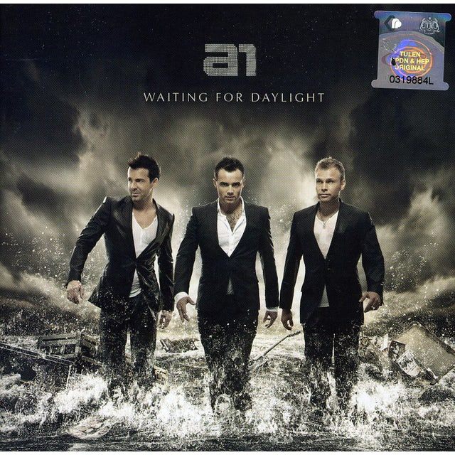 a1 WAITING FOR DAYLIGHT CD