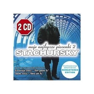 Stachursky MOJE NAJLEPSZE PIOSENKI 2 CD