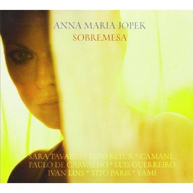 Anna Maria Jopek SOBREMESA CD