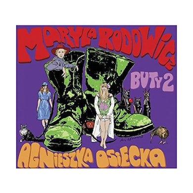 Maryla Rodowicz AGNIESZKA OSIECKA: BUTY 2 CD