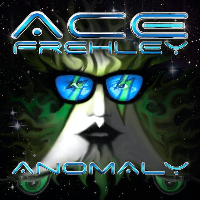 Ace Frehley ANOMALY Vinyl Record