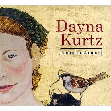 Dayna Kurtz AMERICAN STANDARD CD