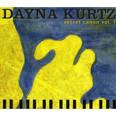 Dayna Kurtz SECRET CANON 1 CD