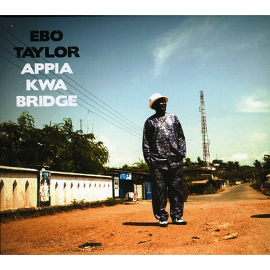 Ebo Taylor APPIA KWA BRIDGE CD