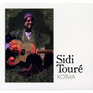 Sidi Toure KOIMA CD