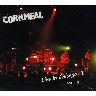 Cornmeal LIVE IN CHICAGO 2 CD