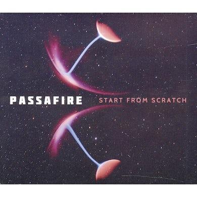 Passafire START FROM SCRATCH CD