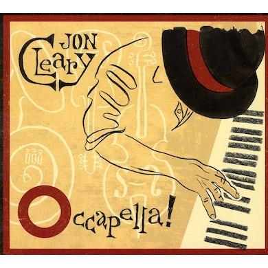 Jon Cleary OCCAPELLA CD