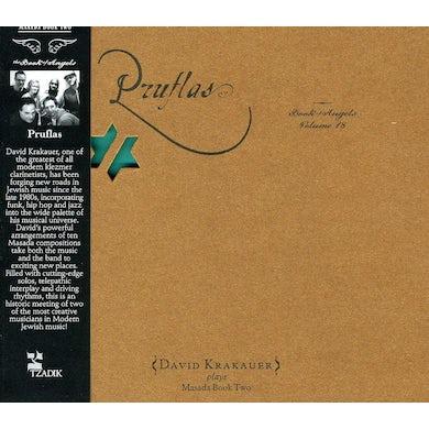 David Krakauer PRUFLAS: THE BOOK OF ANGELS 18 CD