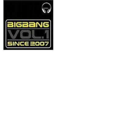 BIGBANG 1 CD