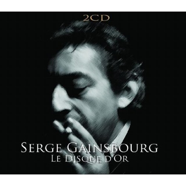 Serge Gainsbourg DISQUE D'OR CD