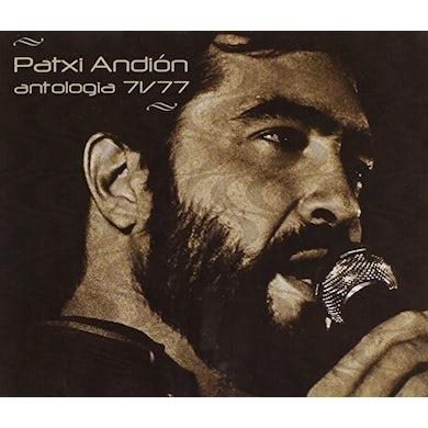 Patxi Andion ANTOLOGIA CD