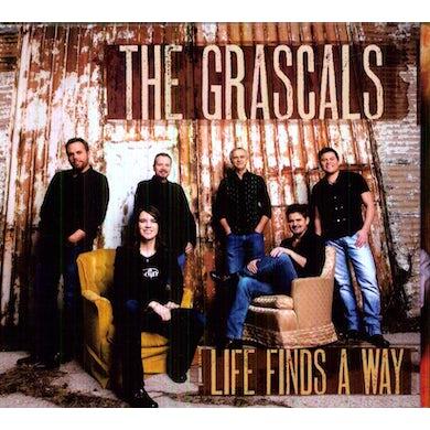 Grascals LIFE FINDS A WAY CD