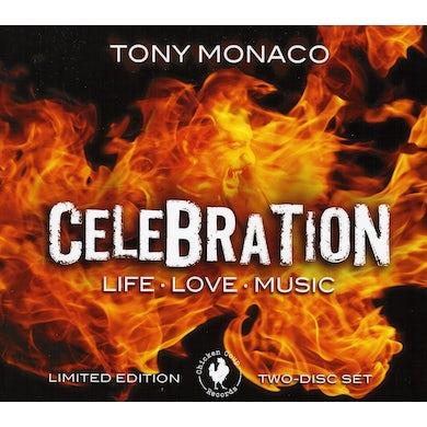 Tony Monaco CELEBRATION: LIFE & LOVE & MUSIC CD