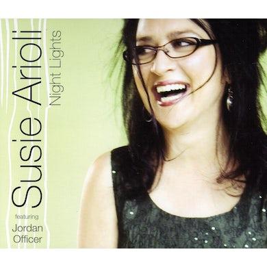 Susie Arioli NIGHT LIGHTS CD
