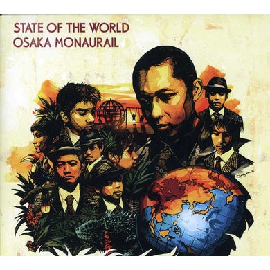 Osaka Monaurail STATE OF THE WORLD CD