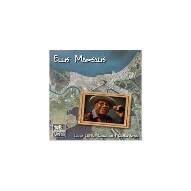 Ellis Marsalis LIVE AT JAZZ FEST 2011 CD