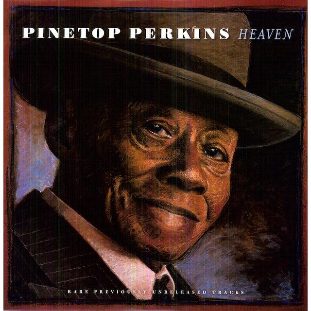 Pinetop Perkins HEAVEN Vinyl Record