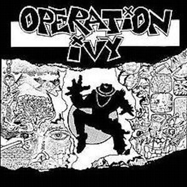Operation Ivy ENERGY Vinyl Record
