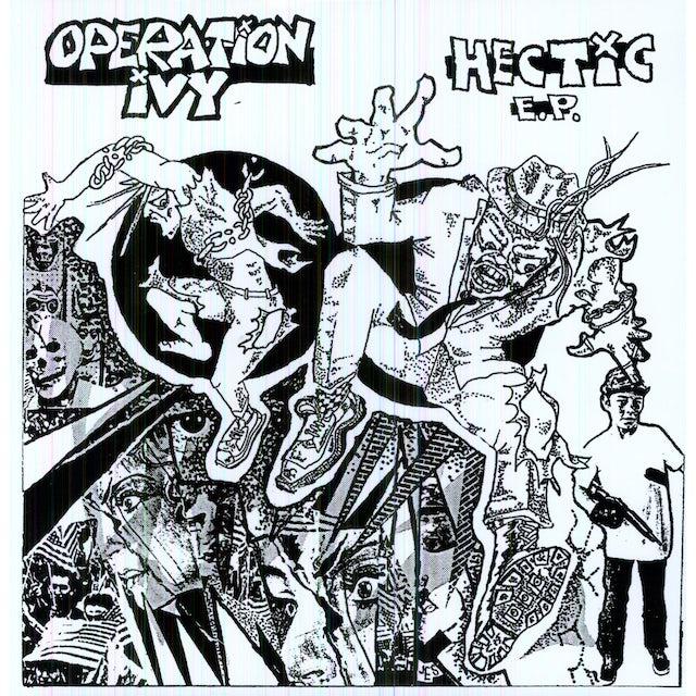 Operation Ivy HECTIC Vinyl Record