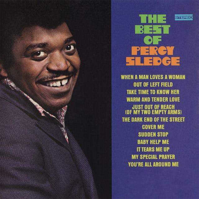BEST OF PERCY SLEDGE Vinyl Record