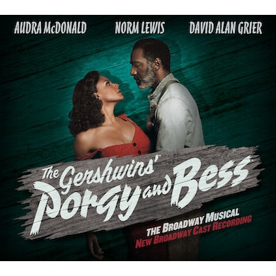 Audra McDonald PORGY & BESS: NEW BROADWAY CAST RECORDING CD