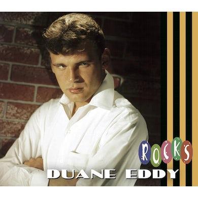 Duane Eddy ROCKS CD