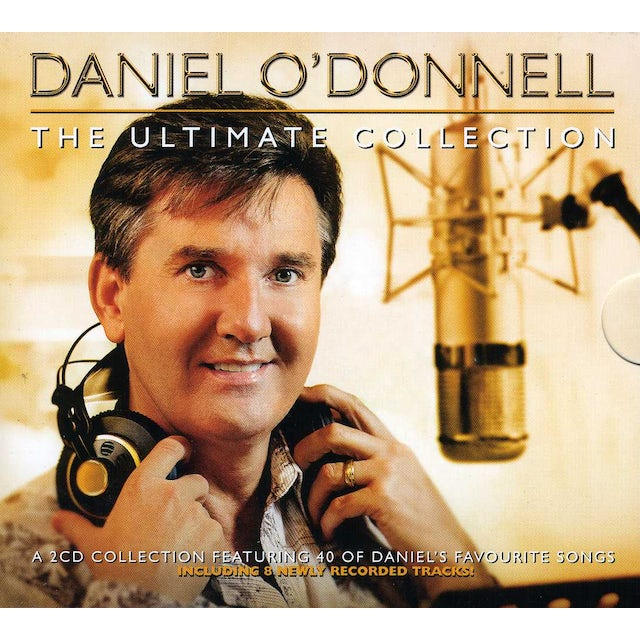 Daniel O'Donnell ULTIMATE COLLECTION: 30TH ANNIVERSARY COLLECTION CD