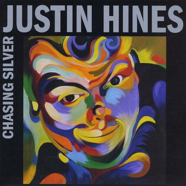 Justin Hines CHASING SILVER CD