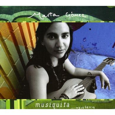 Marta Gomez MUSIQUITA CD